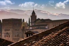 Γρανάδα, Ισπανία Στοκ φωτογραφία με δικαίωμα ελεύθερης χρήσης