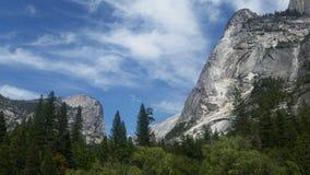 Γρανίτης σε Yosemite Στοκ εικόνα με δικαίωμα ελεύθερης χρήσης