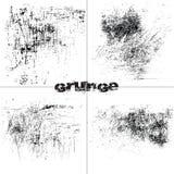 Γραπτές γρατσουνιές grunge ελεύθερη απεικόνιση δικαιώματος