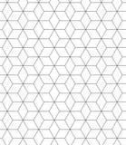 Γραπτή άνευ ραφής ιερή γεωμετρία σχεδίων Στοκ φωτογραφία με δικαίωμα ελεύθερης χρήσης