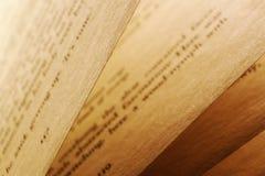 Γραπτή λέξη Στοκ φωτογραφία με δικαίωμα ελεύθερης χρήσης