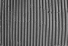 Γραπτή σύσταση ζαρωμένου χαρτονιού Στοκ Φωτογραφία