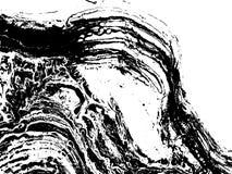 Γραπτή υγρή σύσταση abstract background grunge illustration vector Στοκ φωτογραφίες με δικαίωμα ελεύθερης χρήσης
