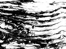 Γραπτή υγρή σύσταση abstract background grunge illustration vector Διανυσματική απεικόνιση