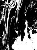 Γραπτή υγρή σύσταση abstract background grunge illustration vector Στοκ Εικόνες