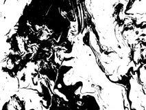 Γραπτή υγρή σύσταση abstract background grunge illustration vector Στοκ Φωτογραφίες