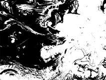 Γραπτή υγρή σύσταση abstract background grunge illustration vector Απεικόνιση αποθεμάτων