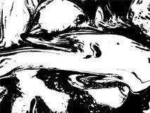 Γραπτή υγρή σύσταση abstract background grunge illustration vector Στοκ εικόνα με δικαίωμα ελεύθερης χρήσης