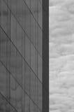 Γραπτός ουρανοξύστης Στοκ Φωτογραφίες