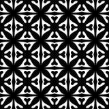 Γραπτό άνευ ραφής γεωμετρικό σχέδιο στοκ εικόνες με δικαίωμα ελεύθερης χρήσης