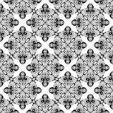 Γραπτό αφηρημένο 7 σχέδιο, ταπετσαρία υποβάθρου, editable διάνυσμα, απεικόνιση Στοκ Εικόνα
