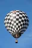 Γραπτό μπαλόνι κατά την πτήση Στοκ Εικόνα