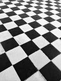 Γραπτό πάτωμα κεραμιδιών Στοκ εικόνα με δικαίωμα ελεύθερης χρήσης