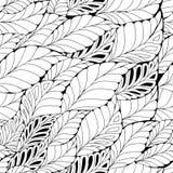 Γραπτό σχέδιο doodle αποθεμάτων άνευ ραφής προσανατολίστε Α Στοκ φωτογραφία με δικαίωμα ελεύθερης χρήσης