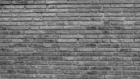 Γραπτό υπόβαθρο σύστασης τουβλότοιχος Στοκ φωτογραφία με δικαίωμα ελεύθερης χρήσης