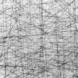 Γρατσουνισμένη σύσταση: ευθείες άσπρες γραμμές Στοκ εικόνες με δικαίωμα ελεύθερης χρήσης
