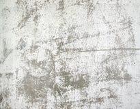 Γρατσουνισμένο άσπρο ασβεστοκονίαμα Στοκ Εικόνες