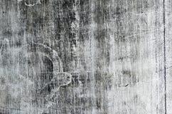 Γρατσουνισμένο μέταλλο Στοκ Εικόνα