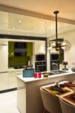 Γραφεία και εξοπλισμός κουζινών Στοκ φωτογραφία με δικαίωμα ελεύθερης χρήσης