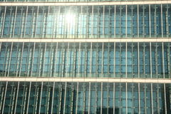 Γραφεία υψηλής τεχνολογίας στο Χονγκ Κονγκ Στοκ Φωτογραφία