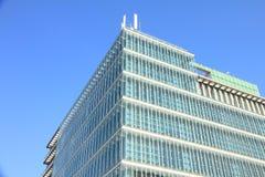Γραφεία υψηλής τεχνολογίας στο Χονγκ Κονγκ Στοκ Εικόνες