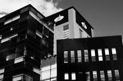 Γραφεία Lowry στοκ εικόνες με δικαίωμα ελεύθερης χρήσης