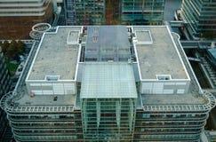Γραφεία Reuters Thomson, Λονδίνο Στοκ Εικόνα