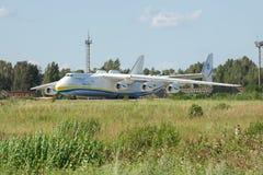 Γραφείο ένας-225 σχεδίου Antonov Στοκ εικόνες με δικαίωμα ελεύθερης χρήσης