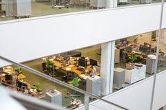 Γραφείο ανοιχτού χώρου Στοκ Φωτογραφία