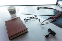 Γραφείο γιατρού Στοκ Εικόνες