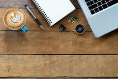 γραφείο γραφείων επιχειρησιακής έννοιας λογιστικής Στοκ φωτογραφίες με δικαίωμα ελεύθερης χρήσης
