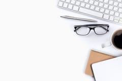 γραφείο γραφείων επιχειρησιακής έννοιας λογιστικής Στοκ Φωτογραφίες