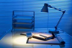 γραφείο γραφείων Στοκ Εικόνες