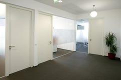 γραφείο διαδρόμων Στοκ φωτογραφία με δικαίωμα ελεύθερης χρήσης