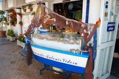 Γραφείο επίδειξης ψαριών, Fuengirola Στοκ Φωτογραφίες
