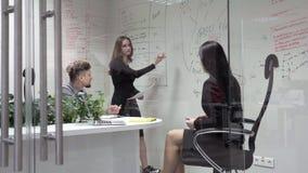 γραφείο επιχειρησιακής απόθεμα βίντεο