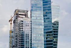 γραφείο εφαρμοσμένης μηχανικής ανάπτυξης οικοδόμησης κτηρίου αρχιτεκτόνων Στοκ Φωτογραφίες