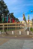 Γραφείο Ηνωμένων Εθνών στη Γενεύη, Ελβετία Στοκ φωτογραφίες με δικαίωμα ελεύθερης χρήσης