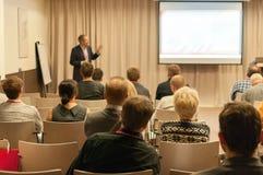 γραφείο διασκέψεων επιχειρησιακών εδρών που απομονώνεται πέρα από το λευκό Στοκ Φωτογραφίες