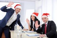 γραφείο διασκέψεων επιχειρησιακών εδρών που απομονώνεται πέρα από το λευκό Στοκ εικόνα με δικαίωμα ελεύθερης χρήσης
