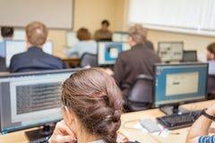 γραφείο διασκέψεων επιχειρησιακών εδρών που απομονώνεται πέρα από το λευκό Στοκ Εικόνες
