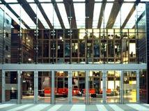 γραφείο κτηρίων του Βερολίνου Στοκ Φωτογραφίες