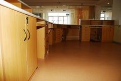 γραφείο νοσοκόμων Στοκ Εικόνες