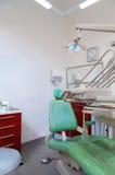 γραφείο οδοντιάτρων Στοκ εικόνα με δικαίωμα ελεύθερης χρήσης