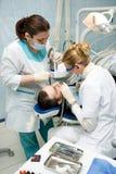 γραφείο οδοντιάτρων Στοκ εικόνες με δικαίωμα ελεύθερης χρήσης
