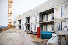 γραφείο οικοδόμησης κτηρίου Στοκ εικόνα με δικαίωμα ελεύθερης χρήσης