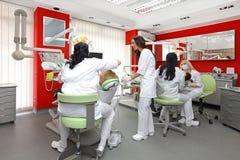 Γραφείο οδοντιάτρων Στοκ φωτογραφίες με δικαίωμα ελεύθερης χρήσης