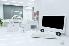 Γραφείο οδοντιάτρων στοκ φωτογραφία