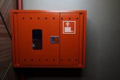 Γραφείο προσβολής του πυρός στοκ εικόνα με δικαίωμα ελεύθερης χρήσης