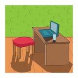 γραφείο ελεύθερη απεικόνιση δικαιώματος